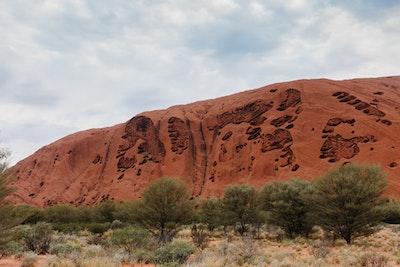 Uluru profile