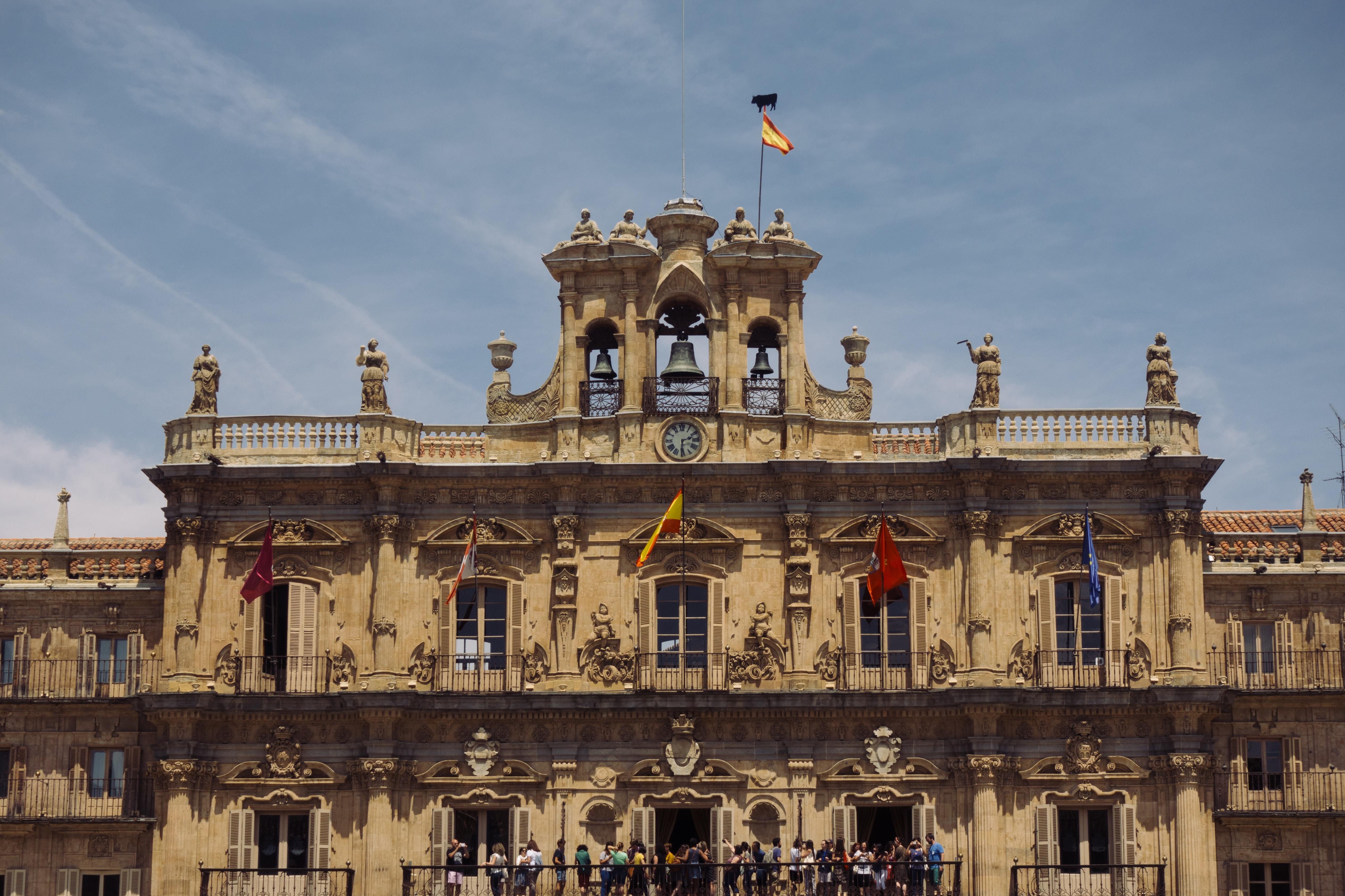 Salamanca Plaza Major