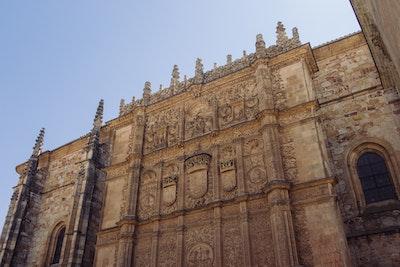 Salamanca Building Frontage